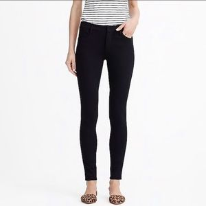 "J. Crew Black ""The Gigi"" Pant with Pockets 12"